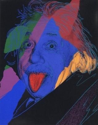, 'Einstein,' 1985, Joseph Fine Art