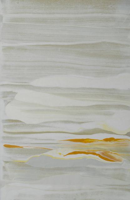 , 'In White VI,' 2014, Galería La Caja Negra