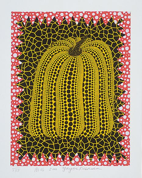 Yayoi Kusama, 'Pumpkin', 2000, Upsilon Gallery