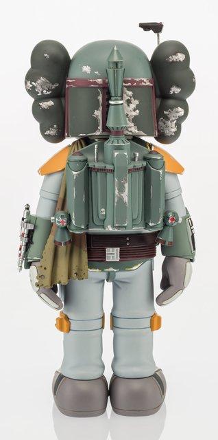 KAWS, 'Boba Fett', 2013, Other, Painted cast vinyl, Heritage Auctions