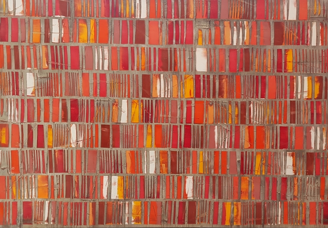 Petra Rös-Nickel, 'Happy Red', 2018, Gallery ART & LEF
