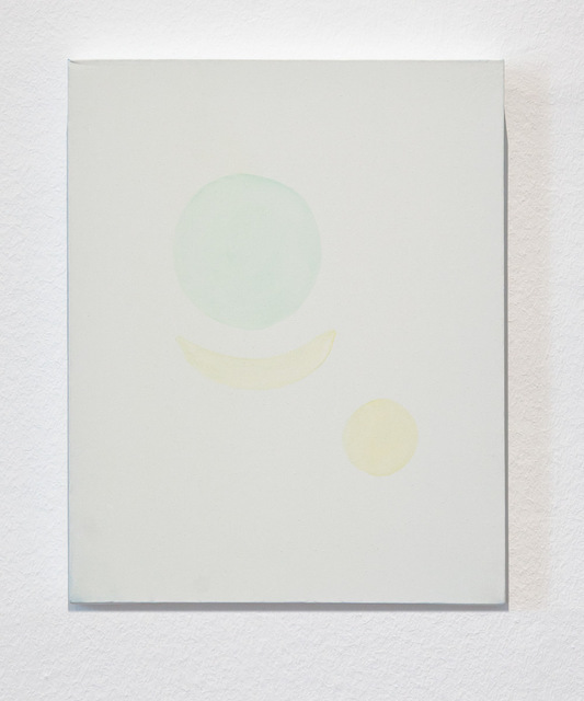 , 'Melon, Banana, Orange,' 2014, Barbara Thumm