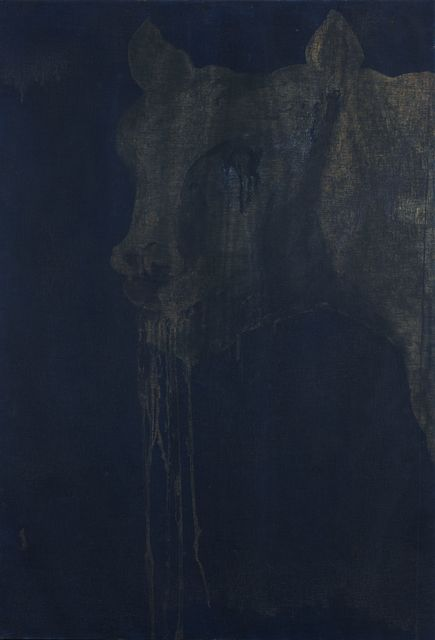 , 'Head of Capitoline She-Wolf (Testa di lupa capitolina) ,' 1965, Peggy Guggenheim Collection