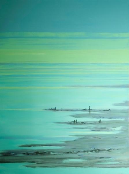 , 'Twilight on the Island,' 2019, Gibson Fine Art