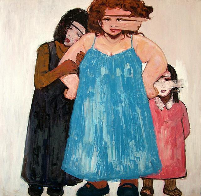 , 'Instinct,' 2013, Gallery Ilayda