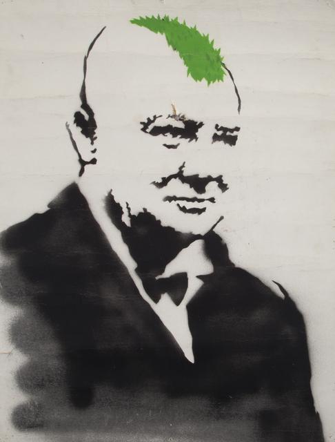 Banksy, 'Turf War', 2003, Julien's Auctions