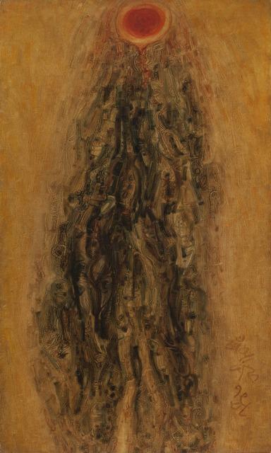 , 'Faceless Divinity,' 1967, Grey Art Gallery