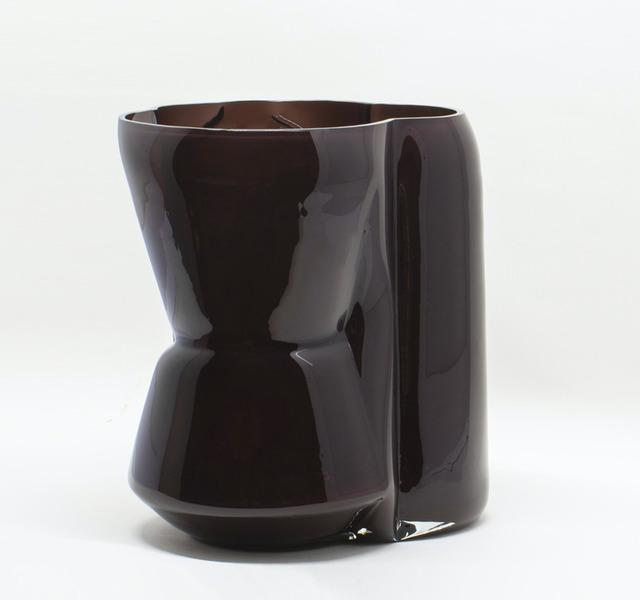 VISSIO, 'Exquisite Corpse XL-6', 2020, Design/Decorative Art, Handblown glass in copper ruby light, Egg Collective