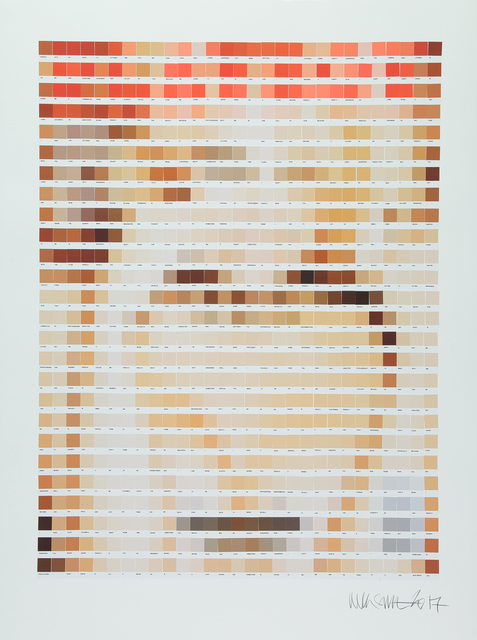 , 'Pamela Anderson, Playboy,' 2017, Lawrence Alkin Gallery