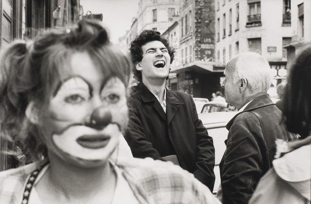 , 'Jean Francois Chevrier et Henri Cartier Bresson, Paris,' 1979-printed 2000, Tracey Morgan Gallery