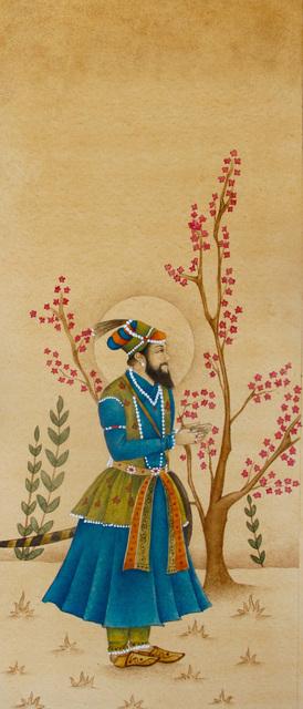 , 'Mughal Prince,' 2014, Cynthia Corbett Gallery