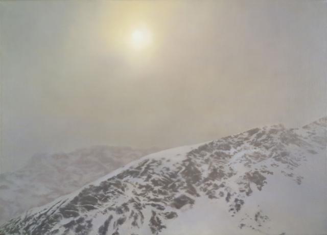 , 'Davos,' 1981, Fondation Beyeler