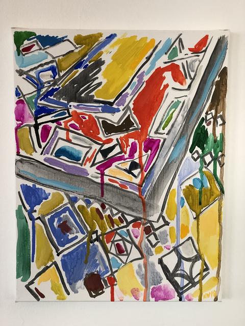 , 'Mosaic,' 2018, Linda Hodges Gallery