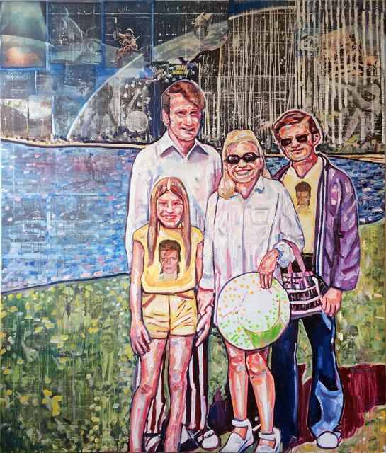 , 'Moonage Daydream,' 2016, Galerie Ron Mandos