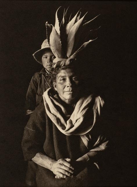 Flor Garduño, 'Reina', 1989, Vision Neil Folberg Gallery