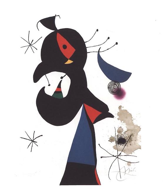 , 'Montroig IV,' 1974, Bruno Art Group
