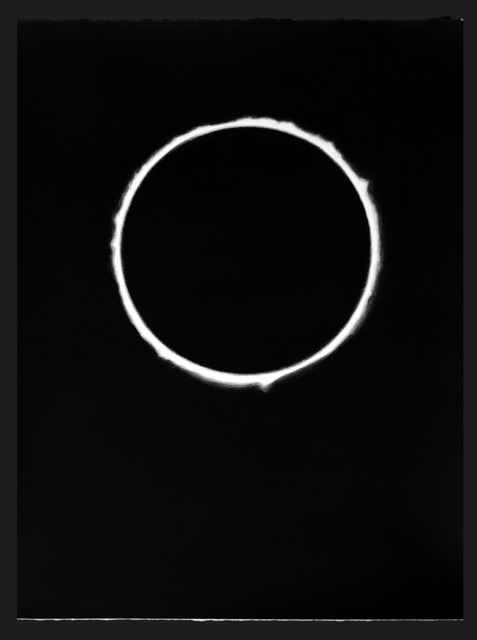 , 'Black Hole Sun,' 2013, LE Gallery