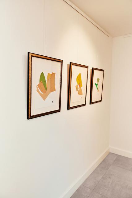 , 'Erythronium Dens Canis, Gaga Lutea, Gentiana Clusii (from Lady Gardens series), ,' 2013, Gallery Elena Shchukina