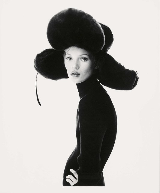 Steven Klein, 'Girl with hat', 1993, Photography, Gelatin silver print, flush-mounted on aluminium, Christie's