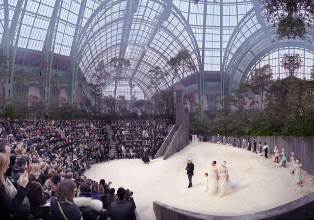 , ' CHANEL, THE FOREST BENEATH THE PALACE, 2013,' , Kate Vass Galerie