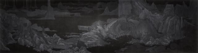 , 'Ice Horizon 極地臥遊,' 2017, Galerie Ora-Ora