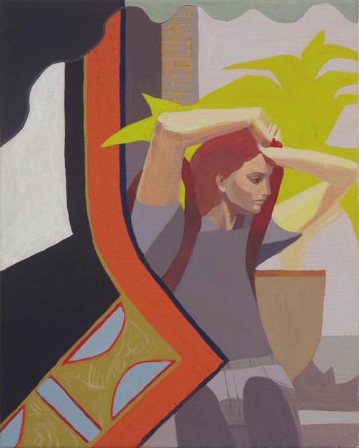 , 'Distraction,' 2017, Nancy Margolis Gallery