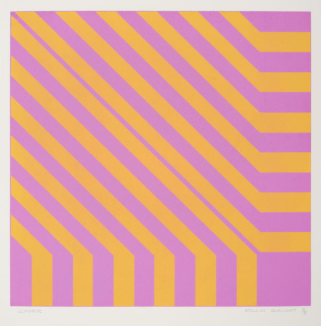 , 'Corner,' 1966, Charles Nodrum Gallery