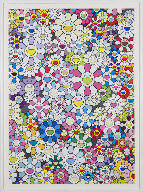 , 'An Homage to Yves Klein, Multicolor C,' 2012, Gagosian