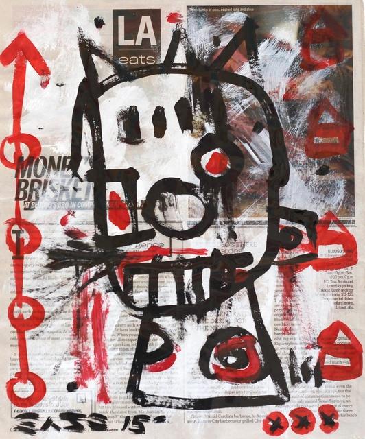 , 'Brisket,' 2015, Artspace Warehouse