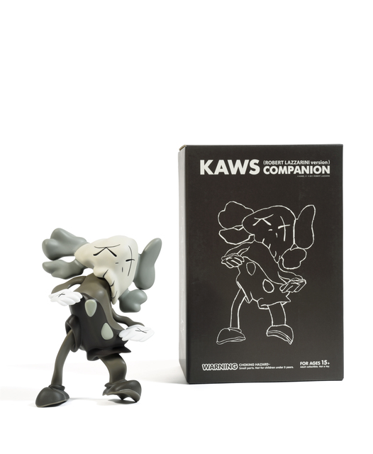 KAWS, 'Set of 3 Companion (Grey, Black, Brown)', 2010, Digard Auction
