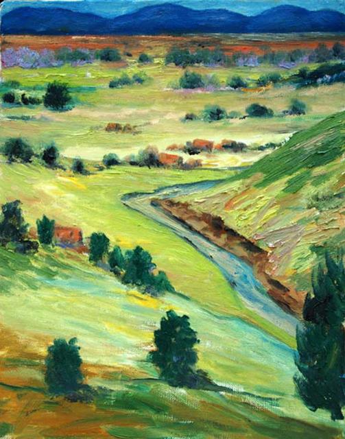 William Vincent Kirkpatrick, 'Landscape 11', Baterbys Art Gallery