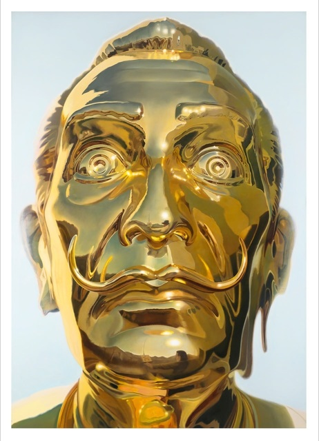 Mike Dargas, 'The Golden Age - Dali Screenprint ', 2019, Maddox Gallery