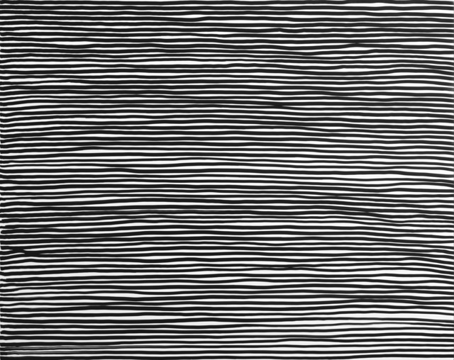 , 'Line Drawing No. 1,' 2014, Waterhouse & Dodd