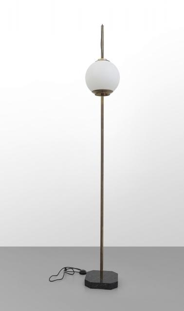 Luigi Caccia Dominioni, 'A 'Pallone da terra' (LTE10) floor lamp', 1958, Aste Boetto