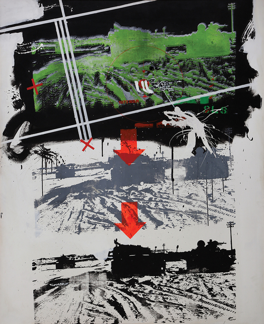 Igael Tumarkin, 'War', 1973, Tiroche Auction House & Gallery