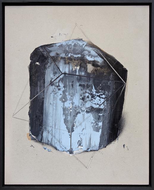 , 'Petite Magnétite I,' 2014, Tanja Wagner Galerie