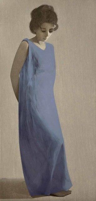 , 'M 1,' 2011, Hafez Gallery