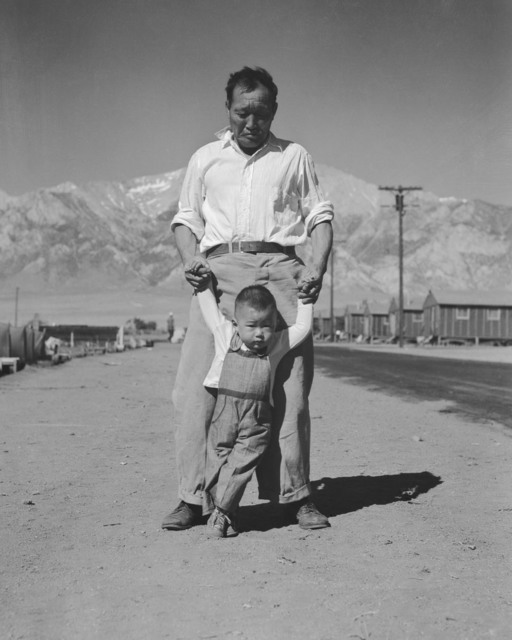 Dorothea Lange, 'Learning to Walk, Manzanar', 1942, The Perfect Exposure Gallery