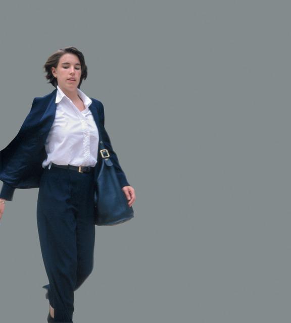 , 'Les Sorties de bureaux (Leaving the Office),' 1998-2002, Jeu de Paume