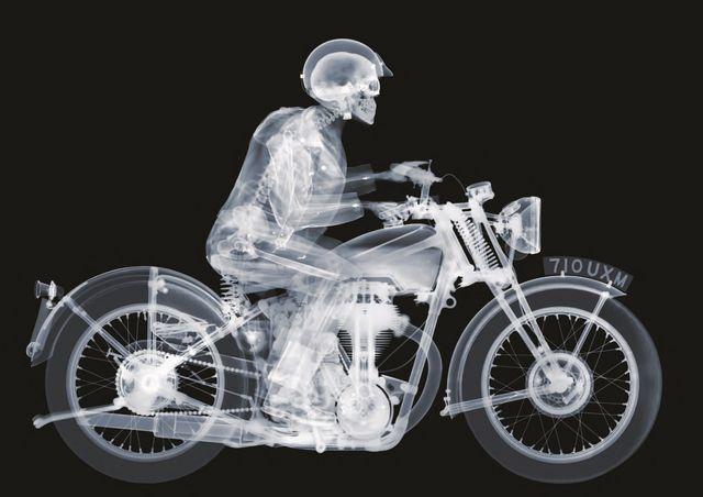 , 'Matchless Rider,' 2013, Galerie de Bellefeuille