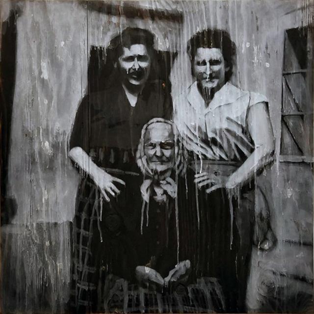, 'Three Generations,' 2018, Bender Gallery