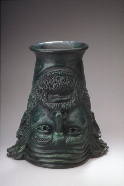 Robert Arneson, 'Tulip Vase', 1992, Brian Gross Fine Art
