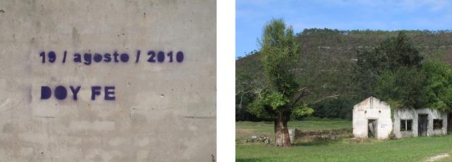 , 'Lost Year's Words - 19 de agosto,' 2011, Josedelafuente