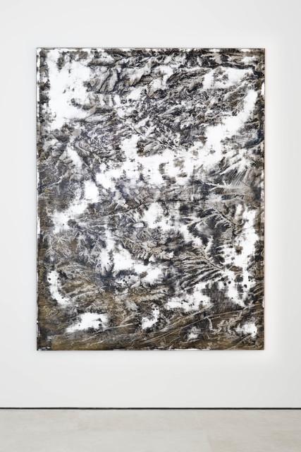 , 'Agriculural Landscape (No.116/Gesso),' 2018, MARUANI MERCIER GALLERY