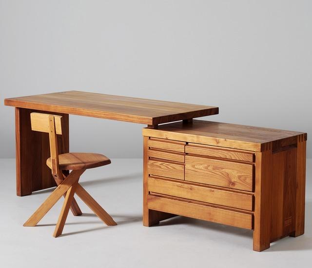 , 'Adjustable Desk with Drawers B19,' ca. 1960, MORENTZ