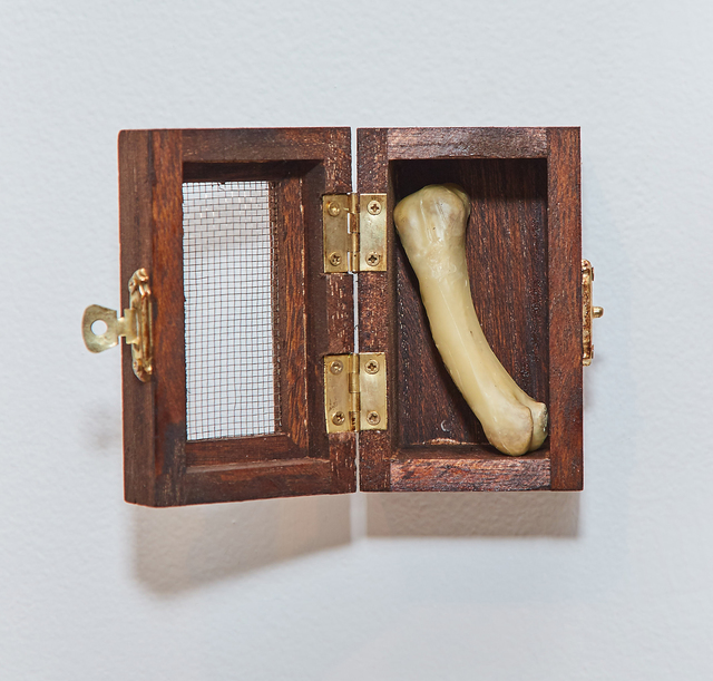, 'Bone Box,' 2016, Jenn Singer Gallery