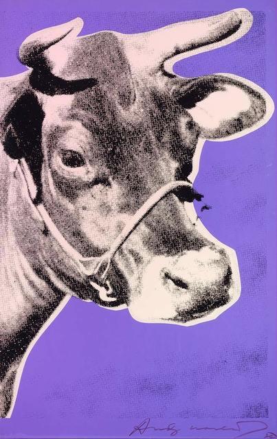 Andy Warhol, 'Cow (F./S. Ii.12A)', 1976, Doyle