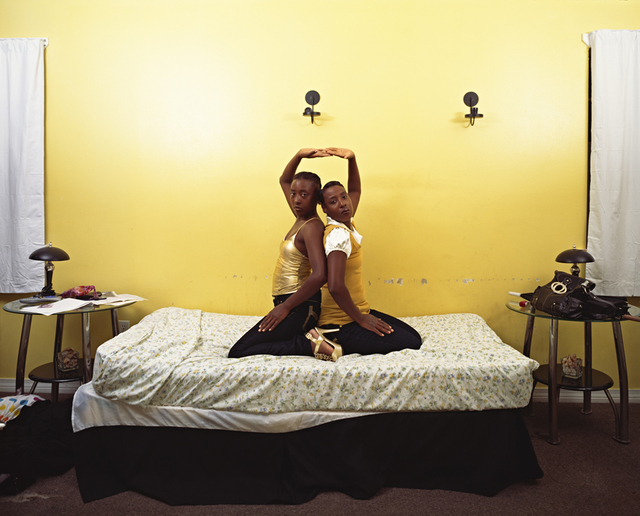 , 'Roxie and Raquel, New Orleans, Louisiana,' 2015, Rhona Hoffman Gallery