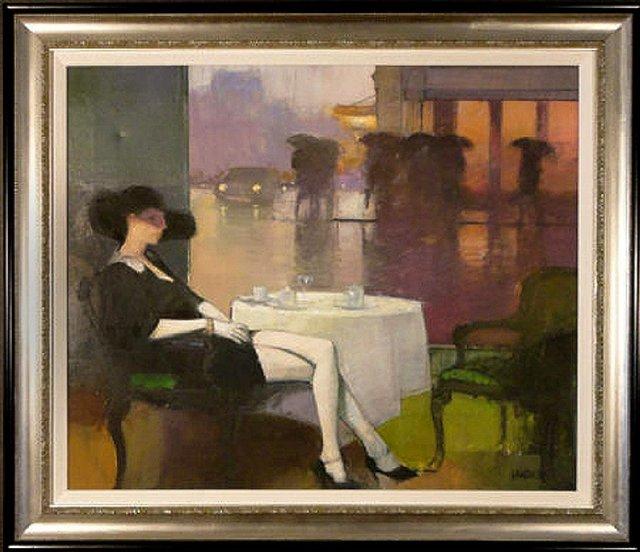 , 'Rainy Days,' , The Loft Fine Art