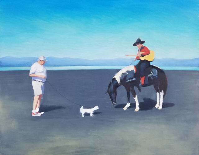 , 'Horse Opera,' 2019, Visions West Contemporary